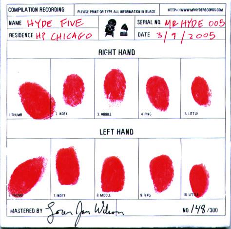 Mr. Hyde Records | Hyde Five