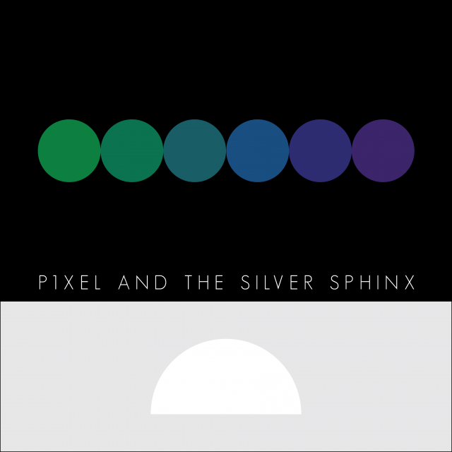 P1xel and the Silver Sphinx | P1xel and the Silver Sphinx