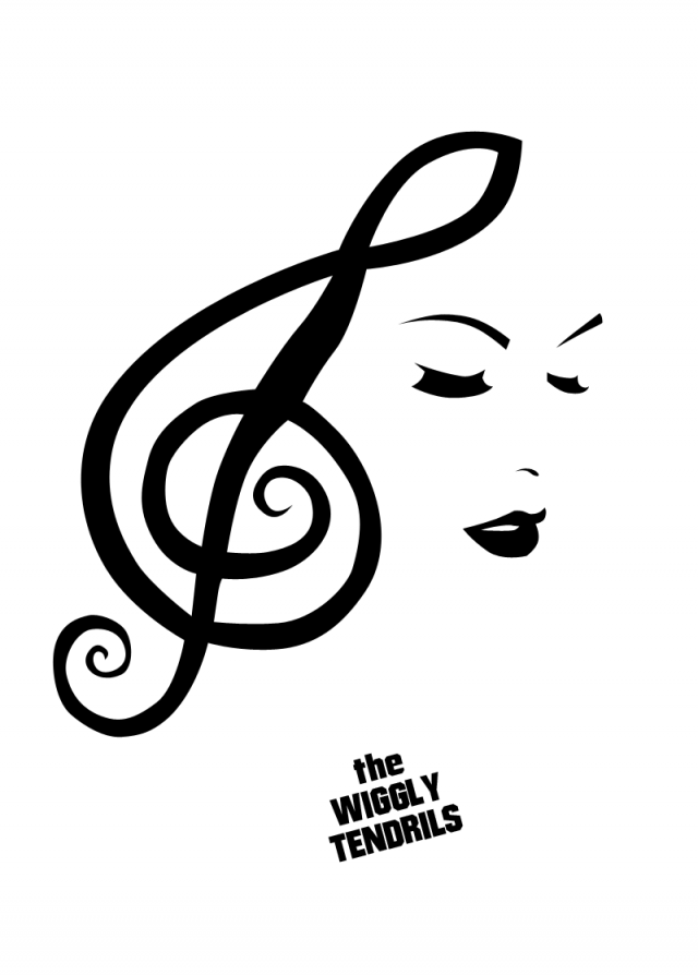 The Wiggly Tendrils | Proposed Logo